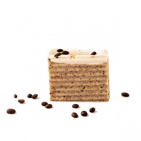 mydło kawowe